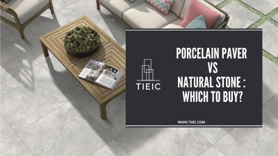 Porcelain Paver vs Natural Stone : Which to buy?
