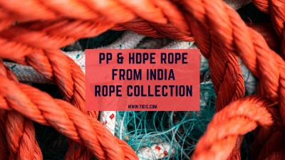 PP & HDPE Rope from India that you need to know of