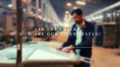 Ask the expert : How are our tiles tested?